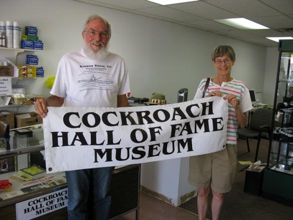 Cockroach Museum